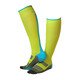 Gococo Compression Superior Running Socks yellow/turquoise